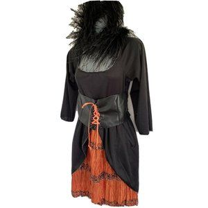 Witch Costume for Ladies Super Cute-Size Small